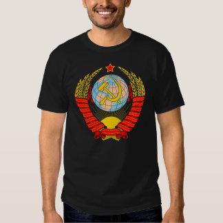 Escudo de armas de Unión Soviética Playeras
