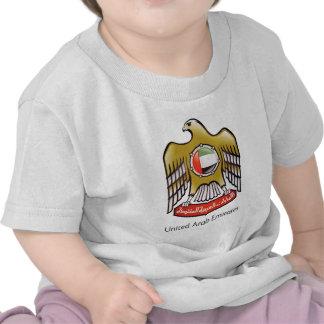Escudo de armas de United Arab Emirates Camiseta