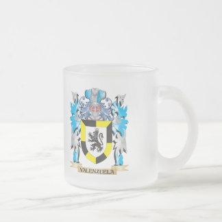 Escudo de armas de Valenzuela - escudo de la Taza De Café