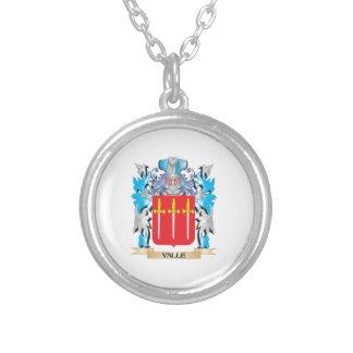 Escudo de armas de Valle - escudo de la familia Joyerías