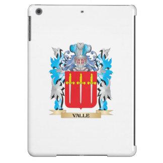 Escudo de armas de Valle - escudo de la familia