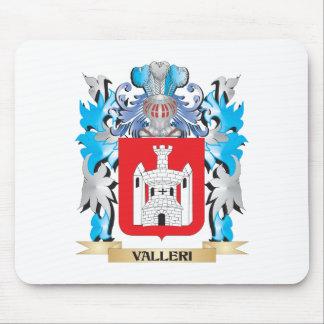 Escudo de armas de Valleri - escudo de la familia Tapete De Ratones