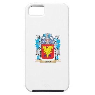 Escudo de armas de Veiga - escudo de la familia iPhone 5 Cobertura