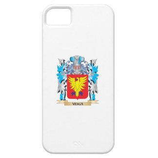 Escudo de armas de Veiga - escudo de la familia iPhone 5 Cárcasas