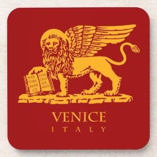 Escudo de armas de Venecia Posavasos De Bebidas