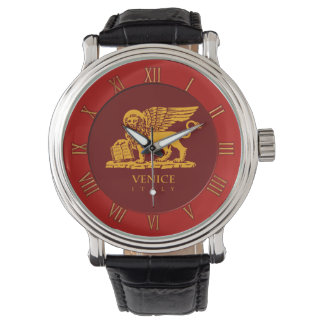 Escudo de armas de Venecia Relojes De Mano