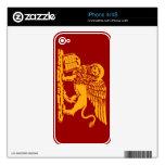 Escudo de armas de Venecia Skins Para eliPhone 4S