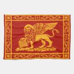 Escudo de armas de Venecia Toallas