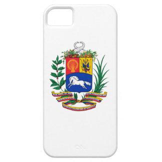 Escudo de armas de Venezuela iPhone 5 Protector