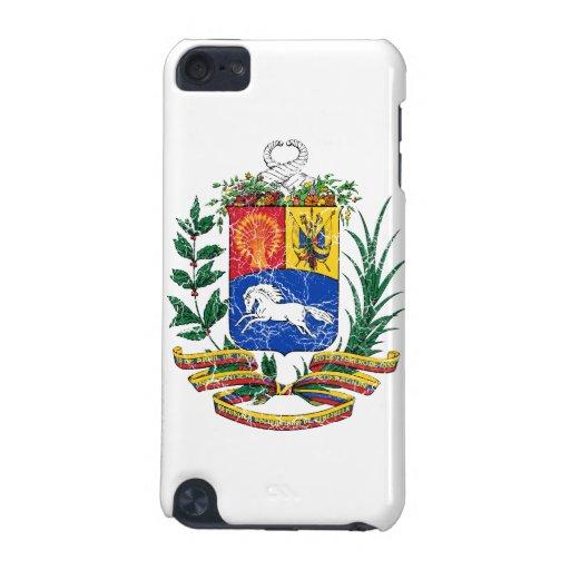 Escudo de armas de Venezuela Funda Para iPod Touch 5G
