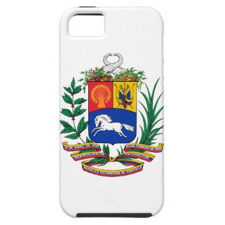 Escudo de armas de Venezuela iPhone 5 Case-Mate Carcasas