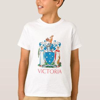 Escudo de armas de Victoria Poleras