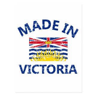 escudo de armas de Victoria Postal