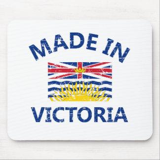 escudo de armas de Victoria Tapetes De Ratones