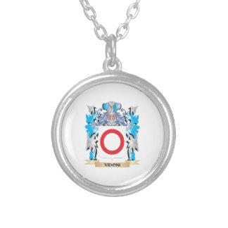 Escudo de armas de Vidoni - escudo de la familia Collares