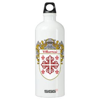 Escudo de armas de Villarreal/escudo de la familia Botella De Agua