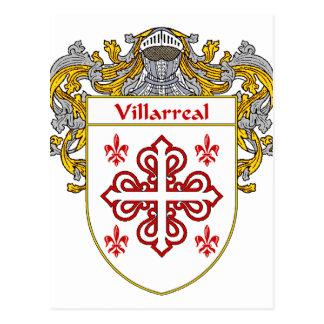 Escudo de armas de Villarreal/escudo de la familia Postales