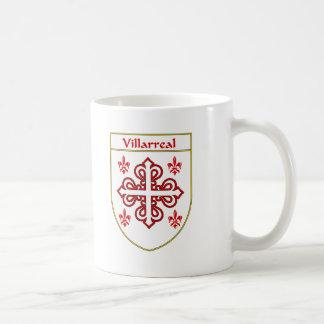 Escudo de armas de Villarreal/escudo de la familia Taza De Café