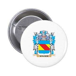 Escudo de armas de Wagner - escudo de la familia Pin