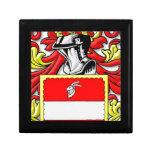 Escudo de armas de Wareham Cajas De Joyas