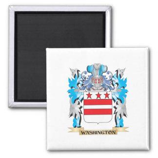 Escudo de armas de Washington - escudo de la Imán