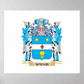 Escudo de armas de Waugh - escudo de la familia