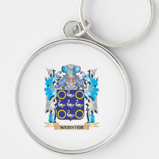 Escudo de armas de Webster - escudo de la familia