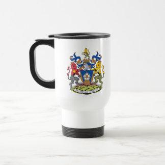 Escudo de armas de West Yorkshire Taza