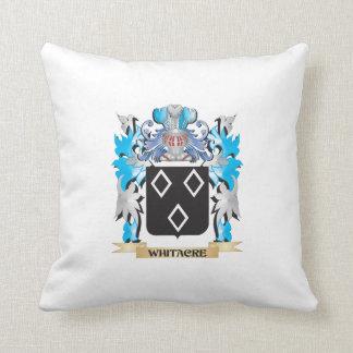 Escudo de armas de Whitacre - escudo de la familia Almohada