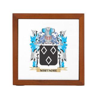 Escudo de armas de Whitacre - escudo de la familia