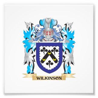 Escudo de armas de Wilkinson - escudo de la Cojinete