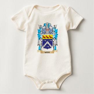 Escudo de armas de Wray - escudo de la familia Enterito