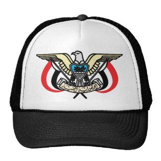 Escudo de armas de Yemen Gorro