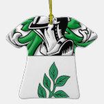 Escudo de armas de Zastrow Adorno De Navidad