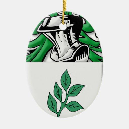 Escudo de armas de Zastrow Adorno Para Reyes
