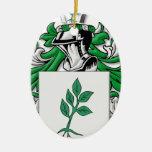 Escudo de armas de Zastrow Ornamentos Para Reyes Magos