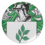 Escudo de armas de Zastrow Plato