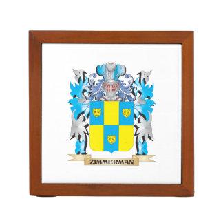 Escudo de armas de Zimmerman - escudo de la