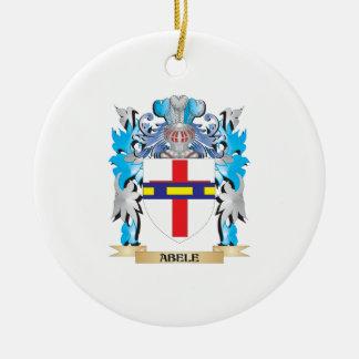 Escudo de armas del Abele Ornamento De Reyes Magos