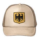 Escudo de armas del alemán Eagle - de Deutschland Gorro De Camionero