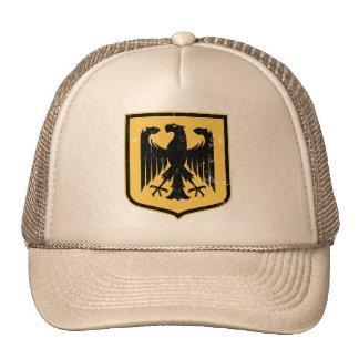 Escudo de armas del alemán Eagle - de Deutschland Gorros