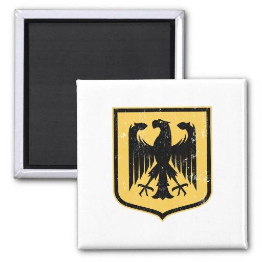 Escudo de armas del alemán Eagle - de Deutschland Imanes