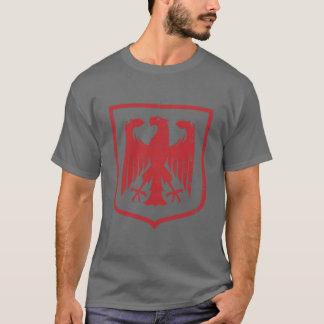 Escudo de armas del alemán Eagle - de Deutschland Playera