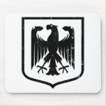 Escudo de armas del alemán Eagle - de Deutschland Tapete De Ratón