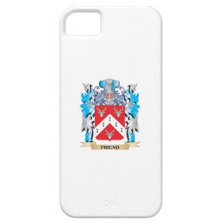 Escudo de armas del amigo - escudo de la familia iPhone 5 fundas