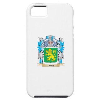 Escudo de armas del amor - escudo de la familia iPhone 5 Case-Mate protector