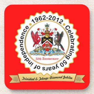Escudo de armas del aniversario de Trinidad and Posavaso