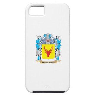 Escudo de armas del barquero - escudo de la iPhone 5 Case-Mate carcasas