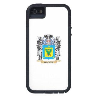 Escudo de armas del Booker - escudo de la familia iPhone 5 Carcasas