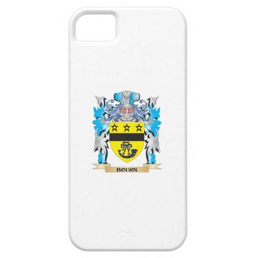 Escudo de armas del Bourn iPhone 5 Case-Mate Protector